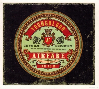 Airfare - Youngblood / CD