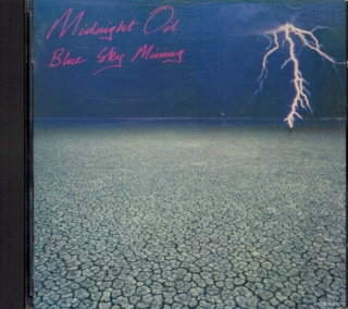 Midnight Oil - Blue Sky Mining / CD