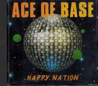 Ace Of Base - Happy Nation / CD