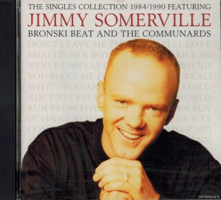 Jimmy Somerville - The Singles Collection 1984/1990 / CD
