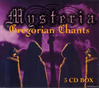 AVSCVLTATE - Mystical Chants / 3 x CD BOX