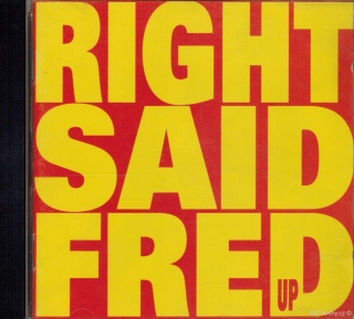 Right Said Fred - UP / CD
