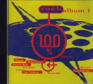 100% - Rock Album 1 / CD