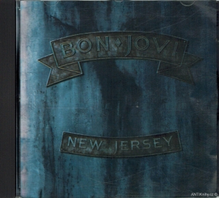 Bon Jovi - New Jersey / CD