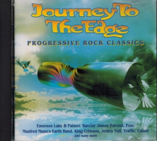 Journey To The Edge - Progressive Rock Classic / CD
