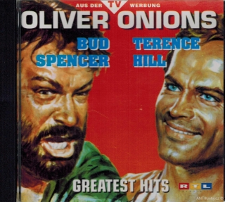 Oliver Onions, Bud Spencer & Terence Hill - Greatest Hits / CD