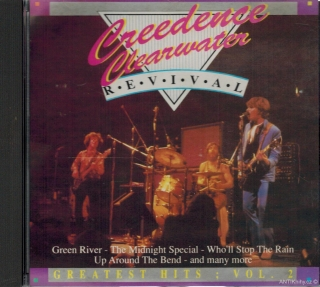 Creedence Clearwater Revival - Greatest Hits Vol. 2 / CD