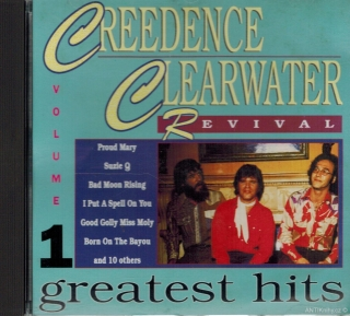Creedence Clearwater Revival - Greatest Hits Vol. 1 / CD