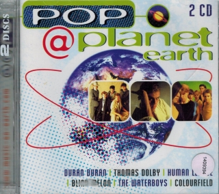 POP @ Planet Earth / 2 CD