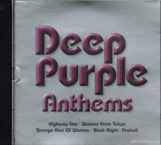 Deep Purple - Anthems / CD