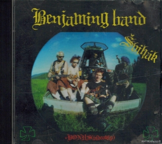 Benjaming Band - Švihák / CD
