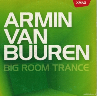 Armin van Buuren - Big Room Trance / CD