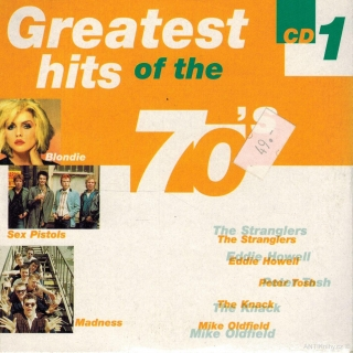 Greatest Hits Of The 70's - CD1 / CD