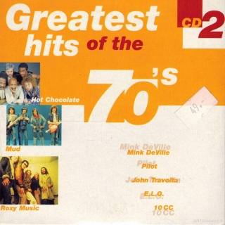 Greatest Hits Of The 70's - CD2 / CD