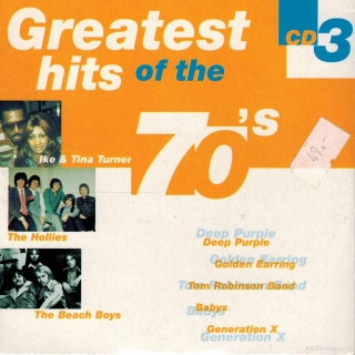 Greatest Hits Of The 70's - CD3 / CD