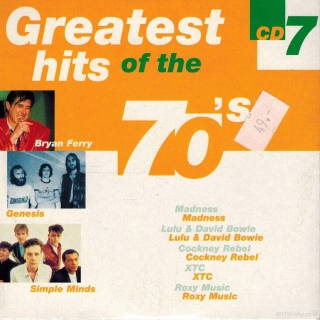 Greatest Hits Of The 70's - CD7 / CD