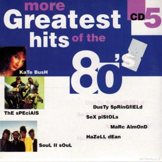 More Greatest Hits Of The 80's - CD5 / CD