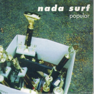 Nada Surf - Popular / CD