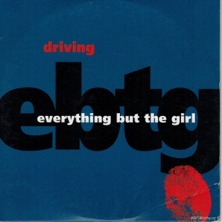 Everything But The Girl ‎– Driving / CD