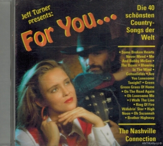 Jeff Turner presents: For You... / CD