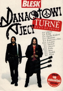 Wanastowi Wjecy - Turné Best Of 20 let / DVD