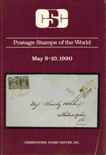 Postage Stamps of the World - May 9-10, 1990