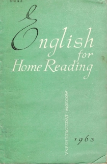 English for Home Reading