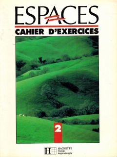 Espaces 2 - cahier d'exercices