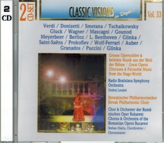 Great Opera Choruses and Favourite Music from the Stage - World Vol 33 / 2 CD