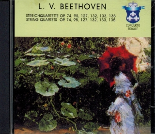 Beethoven L.V. / 3 CD set