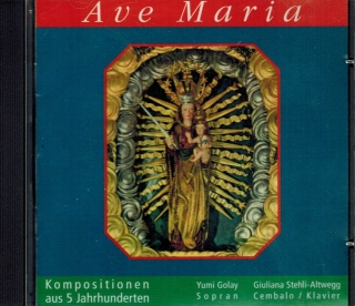 Ave Maria / CD