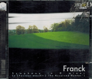 Franck - Symphony in D minor - Le Chasseur Maudit / CD