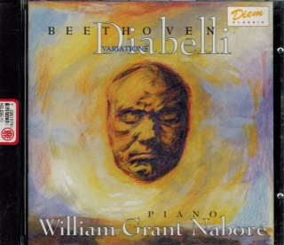 Beethoven - Diabelli Variations / CD