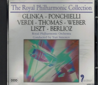 The Royal Philharmonic Collection - Glinka, Ponchielli, Verdi, Thomas... / CD