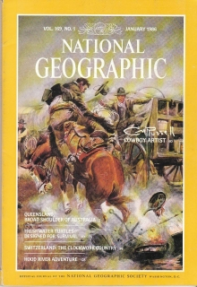 National Geographic 169/1 January 1986