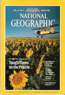 National Geographic 171/3 March 1987