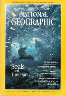 National Geographic 171/4 April 1987