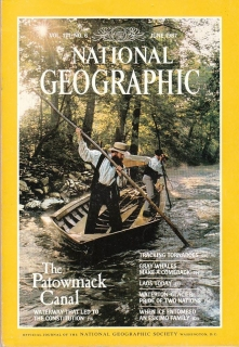 National Geographic 171/6 June 1987