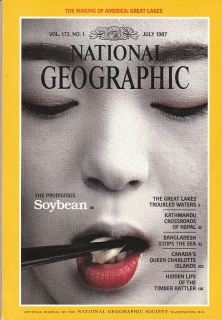 National Geographic 172/1 July 1987