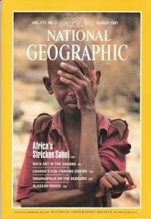 National Geographic 172/2 August 1987