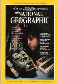 National Geographic 172/3 September 1987