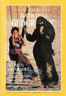 National Geographic 172/4 October 1987