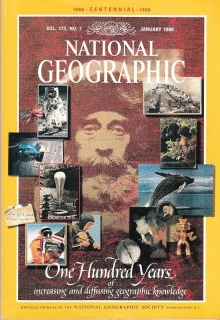 National Geographic 173/1 January 1988