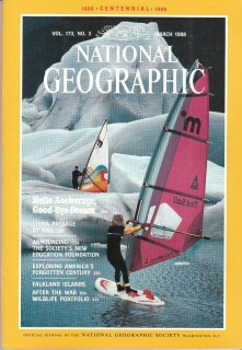National Geographic 173/3 March 1988
