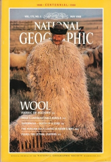 National Geographic 173/5 Mayl 1988