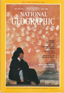 National Geographic 174/1 July 1988