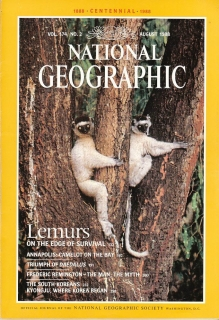 National Geographic 174/2 August 1988