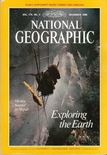 National Geographic 174/5 November 1988