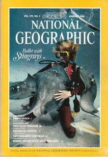 National Geographic 175/1 January 1989