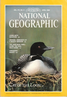 National Geographic 175/4 April 1989